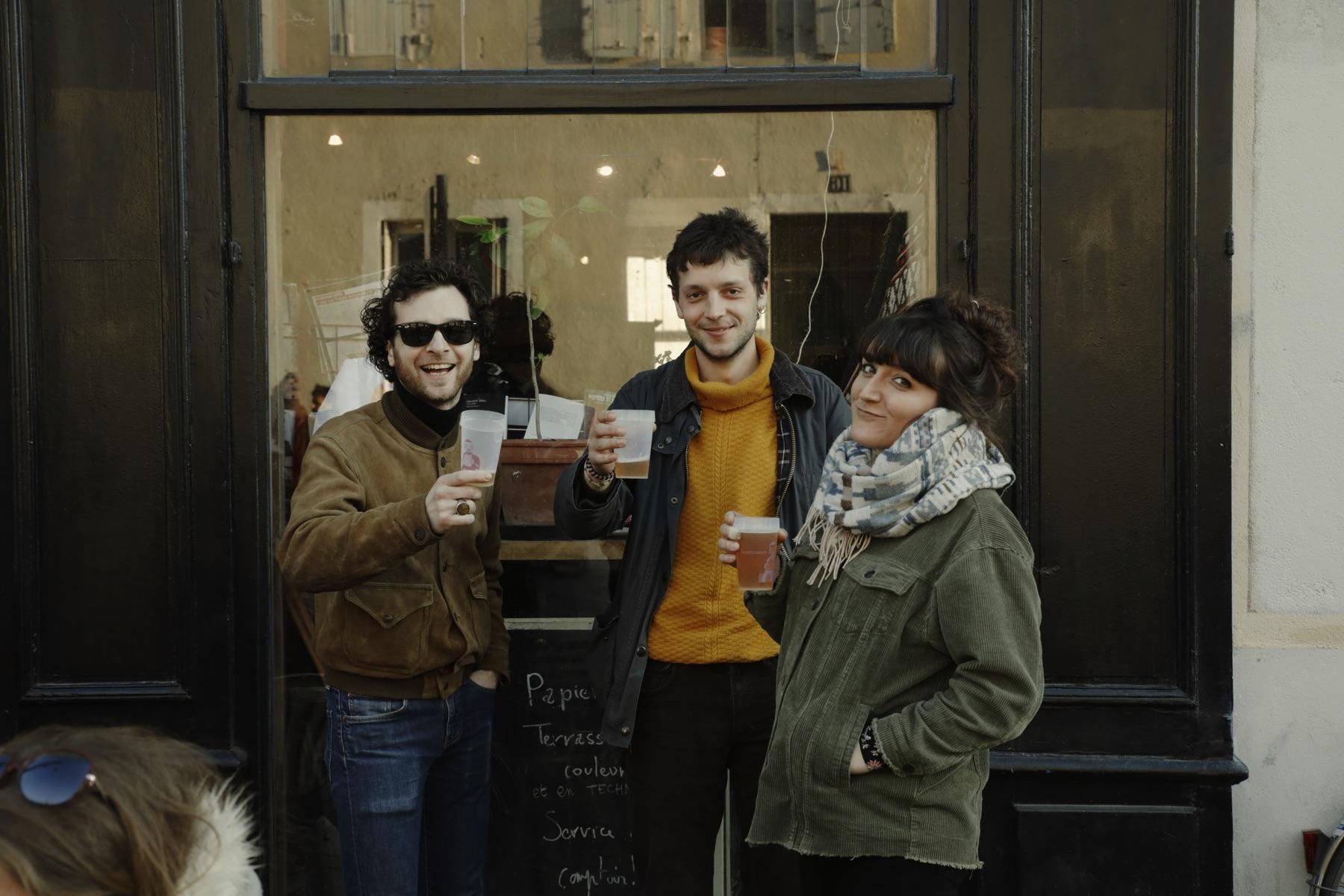 Rencontre avec Jean-Marie Goater, fondateur du café-éditeur le Papier Timbré et des éditions Goater.